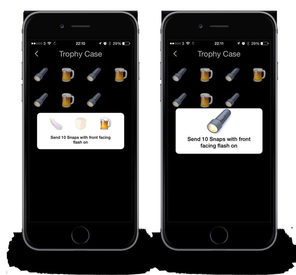 f7c32b2f17a8f5168f657dd0ce1cb3c1 - How Do You Get To The Trophy Case On Snapchat
