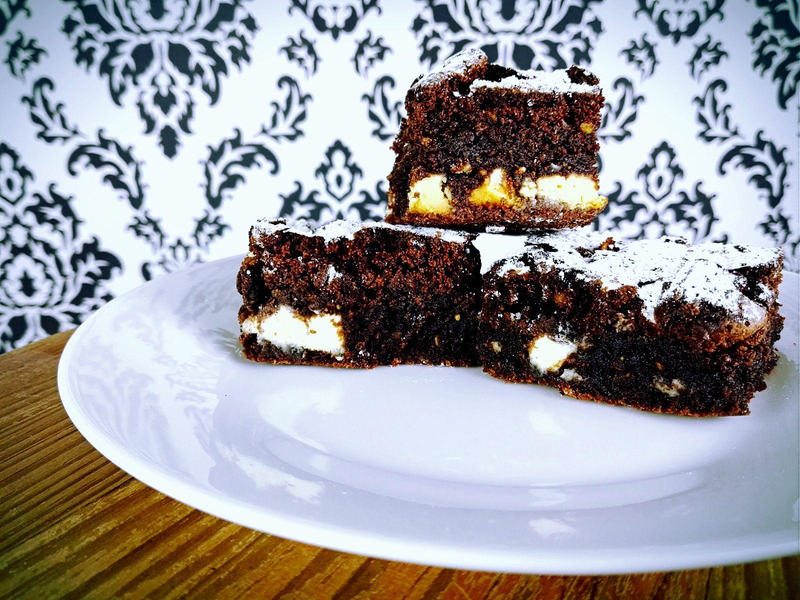 Die besten Brownies der Welt Sie sind sooo chewy und schokoladig es