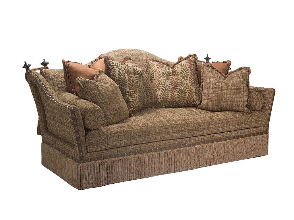 ferguson copeland leather sofa seat height standard 39 with
