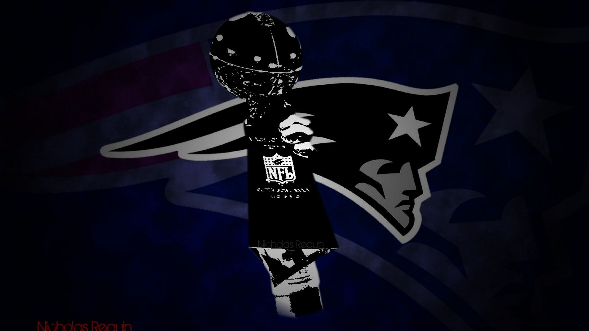 HD Desktop Wallpaper NE Patriots New england patriots