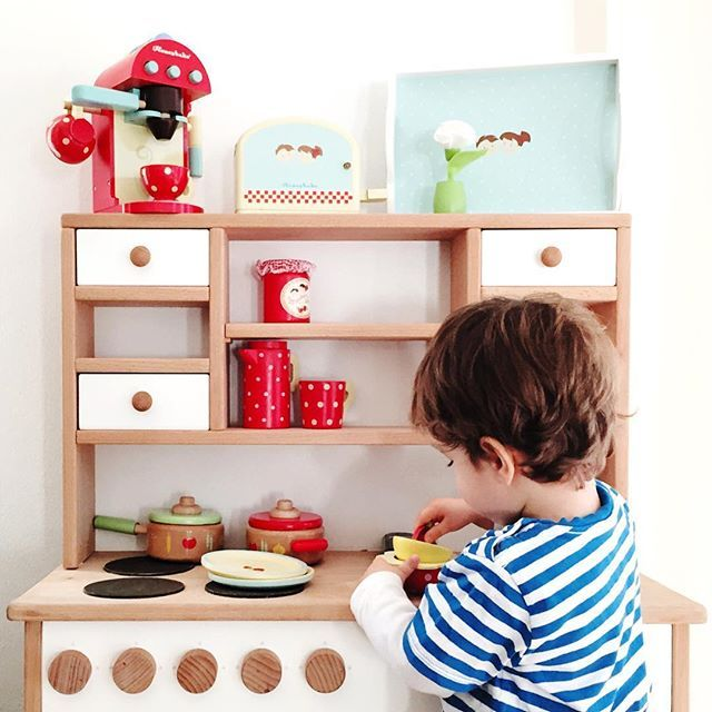 Wie Es Duftet! Wunderschöne Kinderküche