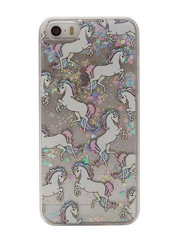 Skinny Dip iPhone 5-5s-SE Unicorn Case