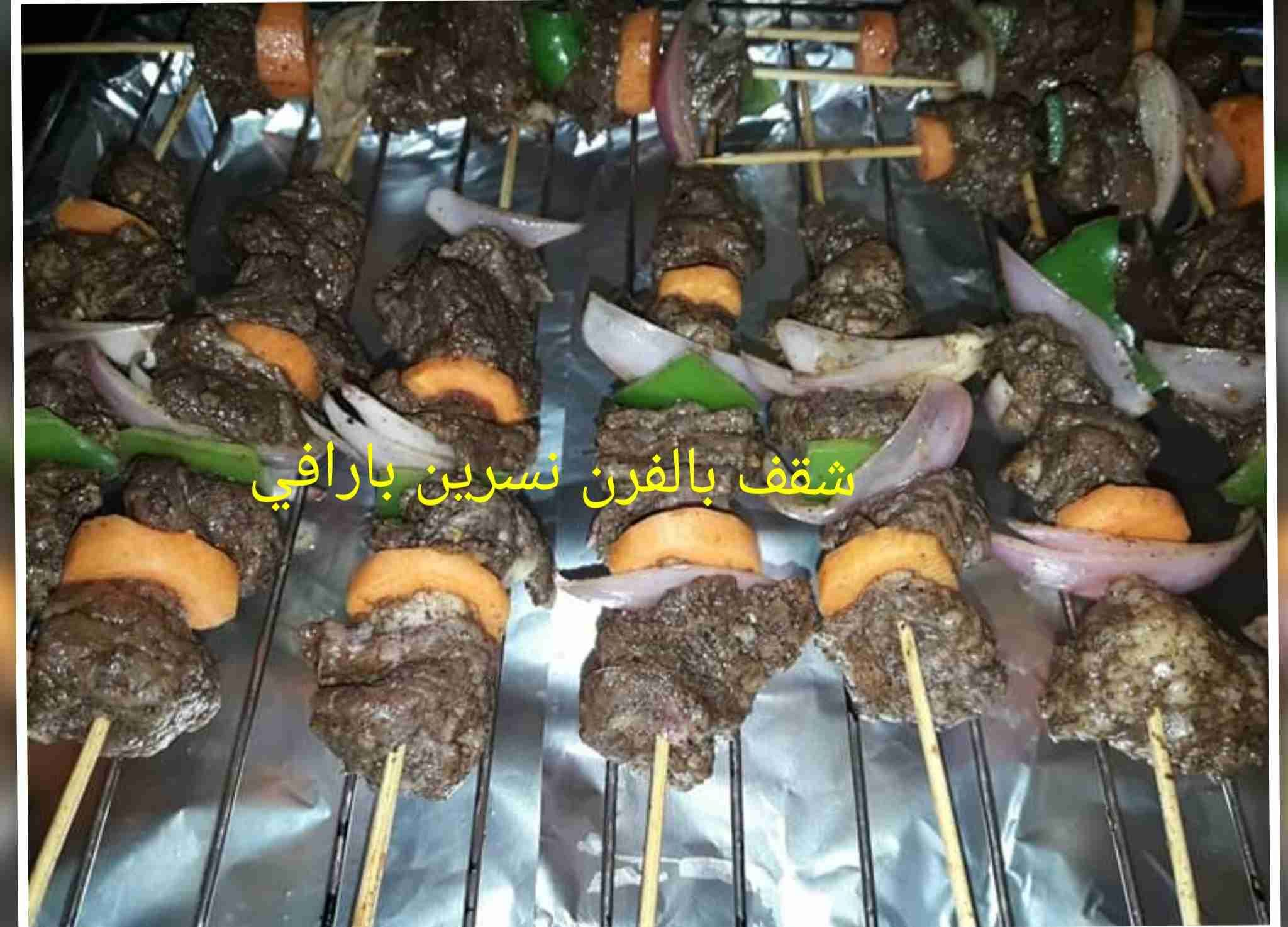 شقف وكباب مشوية بالفرن ملكة الأكلات السورية زاكي Recipe Main Dishes Dishes Food