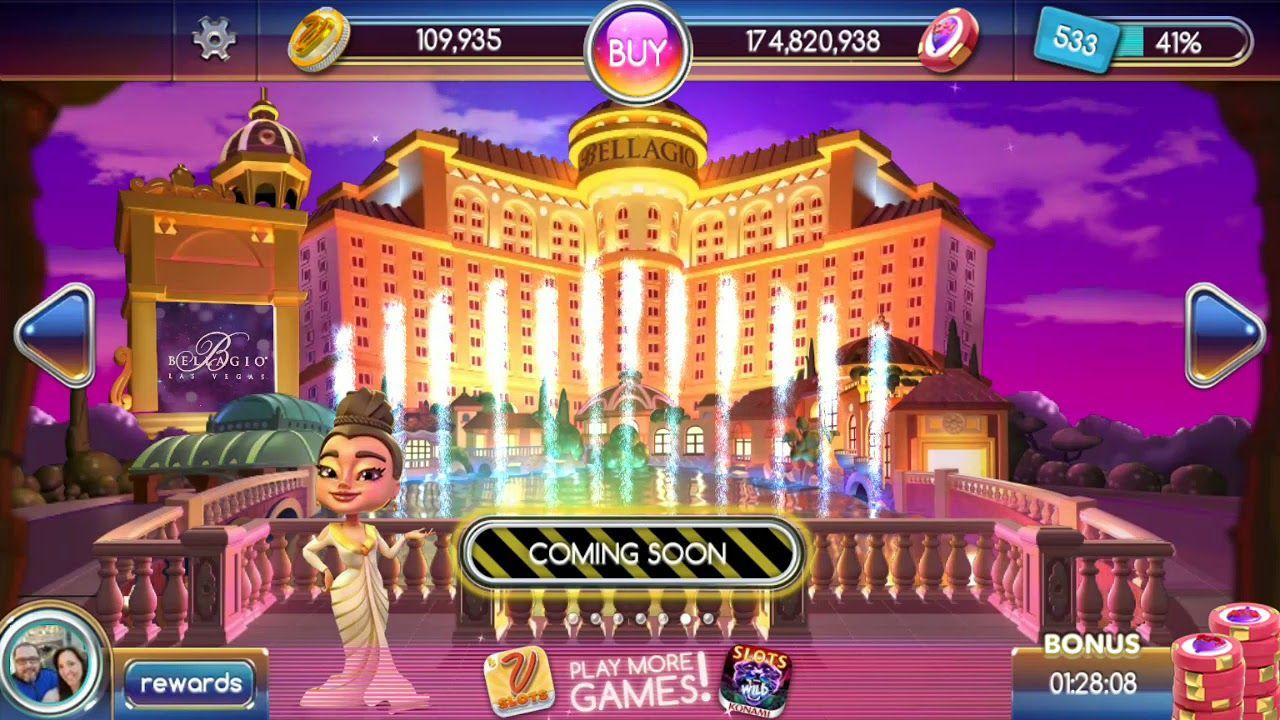 Earn Free Comps Vegas MGM Grand Pop! Slots Vegas