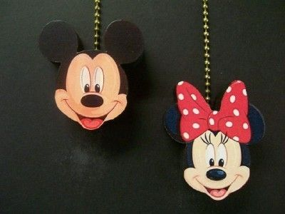 2 disney mickey minnie mouse ceiling fan pull pulls 2 disney mickey minnie mouse ceiling fan pull pulls aloadofball Choice Image