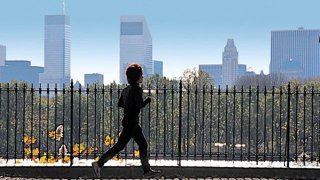 Slow Jogging Just a Few Times a Week Can Add Years to Your Life:  A new study suggests just 15 minutes a day of even slow or moderate jogging could help you live five or more years longer.