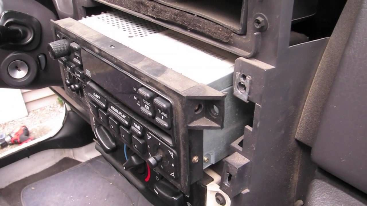 Best Jeep Wrangler Stereo Install Image Collection Double Din Radio 2002 Tj Installation With Satellite