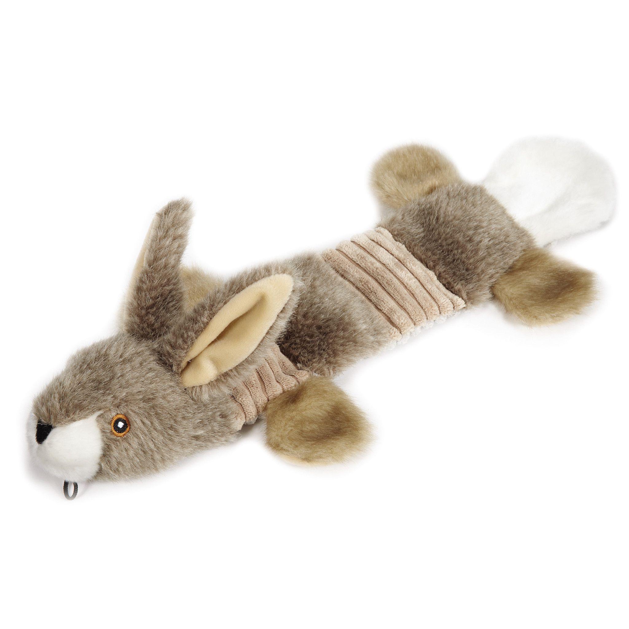 Fuzzy Squeak Dog Toy Plush Dog Toys Rabbit Toys Dog Toys
