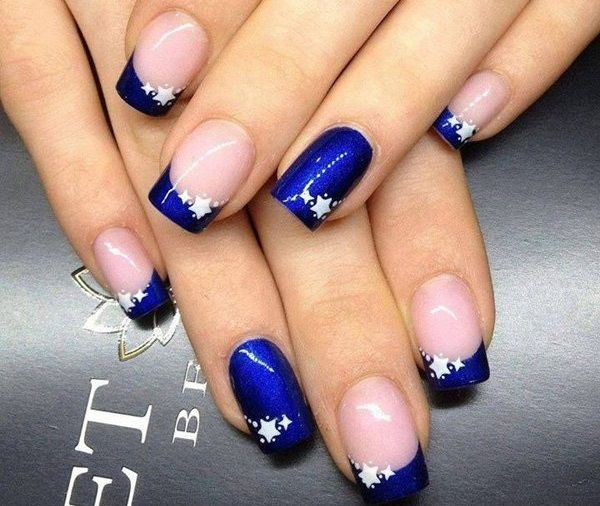 Star Nail Designs Make Up Tips Pinterest Star Nail Designs