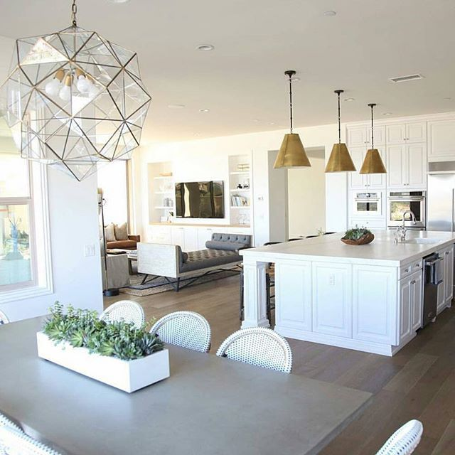 15 Beautiful Living Room Lighting Ideas: Stopped By The #calletamaraproject Today -- More Images