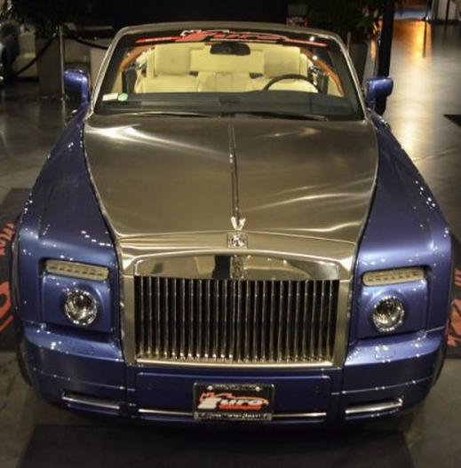 Details About 2014 Rolls-Royce Phantom