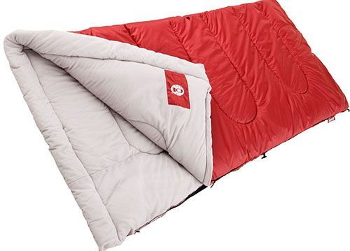2 Coleman Palmetto Sleeping Bag Top 10 Best Camping