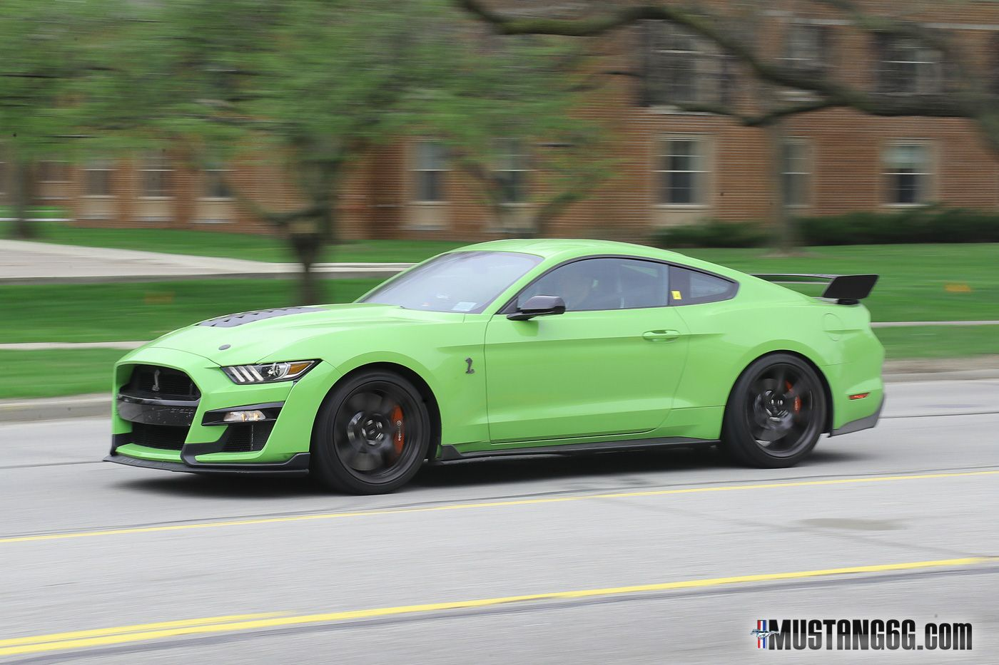 Spied 2020 Shelby Gt500 In Race Red And Grabber Lime 2015 S550 Mustang Forum Gt Ecoboost Gt350 Gt500 Bullitt Shelby Gt500 Classic Car Insurance Gt500