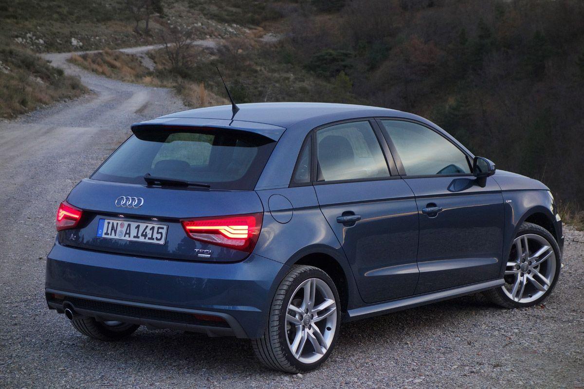 Essai Audi A1 Sportback 1 0 Tfsi 95 Ch Visionen