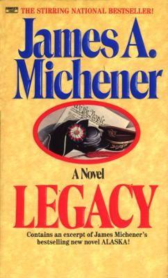 the novel berry steve michener james a
