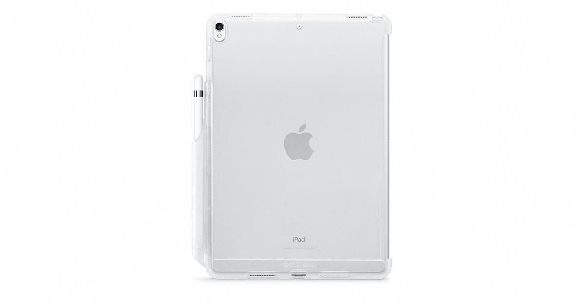 promo code 6bce1 b5dcf Tech21 Impact Clear Case for 10.5-inch iPad Pro - Clear - Apple ...