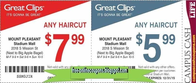 Great Clips Printable Coupons Semarmesem For Sport Clips Printable Coupons 201823473 Great Clips Coupons Printable Coupons Free Printable Coupons
