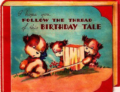 Birthday story