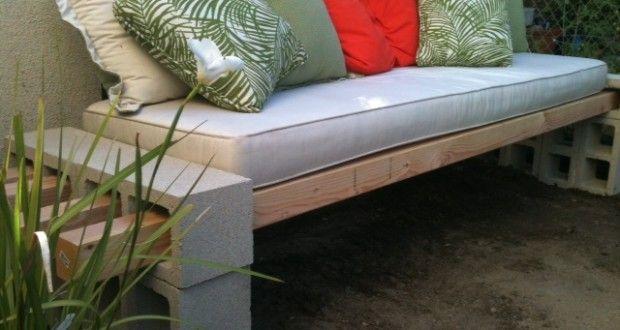 Panchine Da Giardino Fai Da Te : Image result for bidone spazzatura da giardino idee per la casa