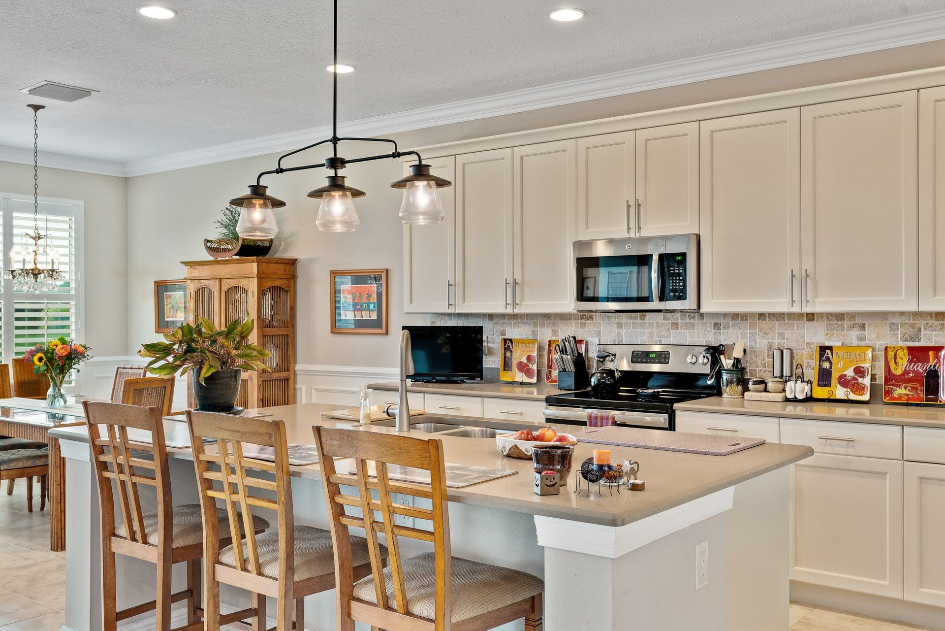 Kitchen of your Dreams Home, Bright kitchens, Home decor
