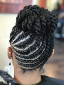 Photo of Natural Hair Updos #natural #hair #Updos #natural hair updo …