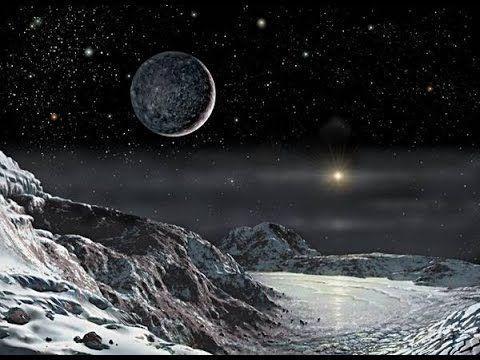 O Sol visto do Planeta Plutão - YouTube