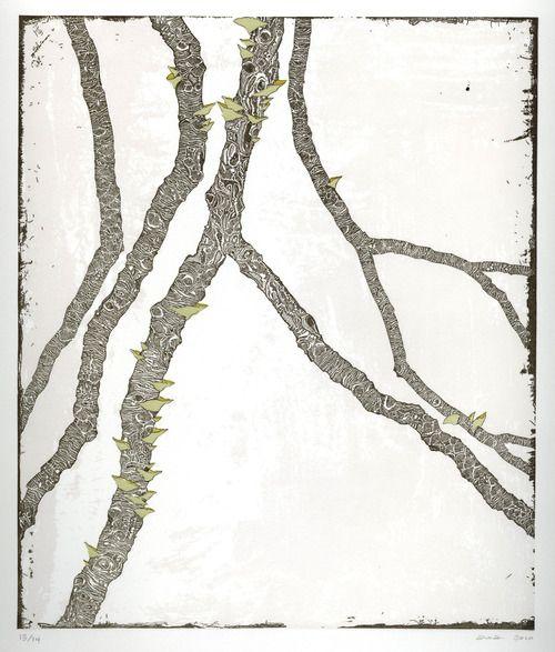 Abigail Woods Anderson letterpress print 2010 viaTumblr