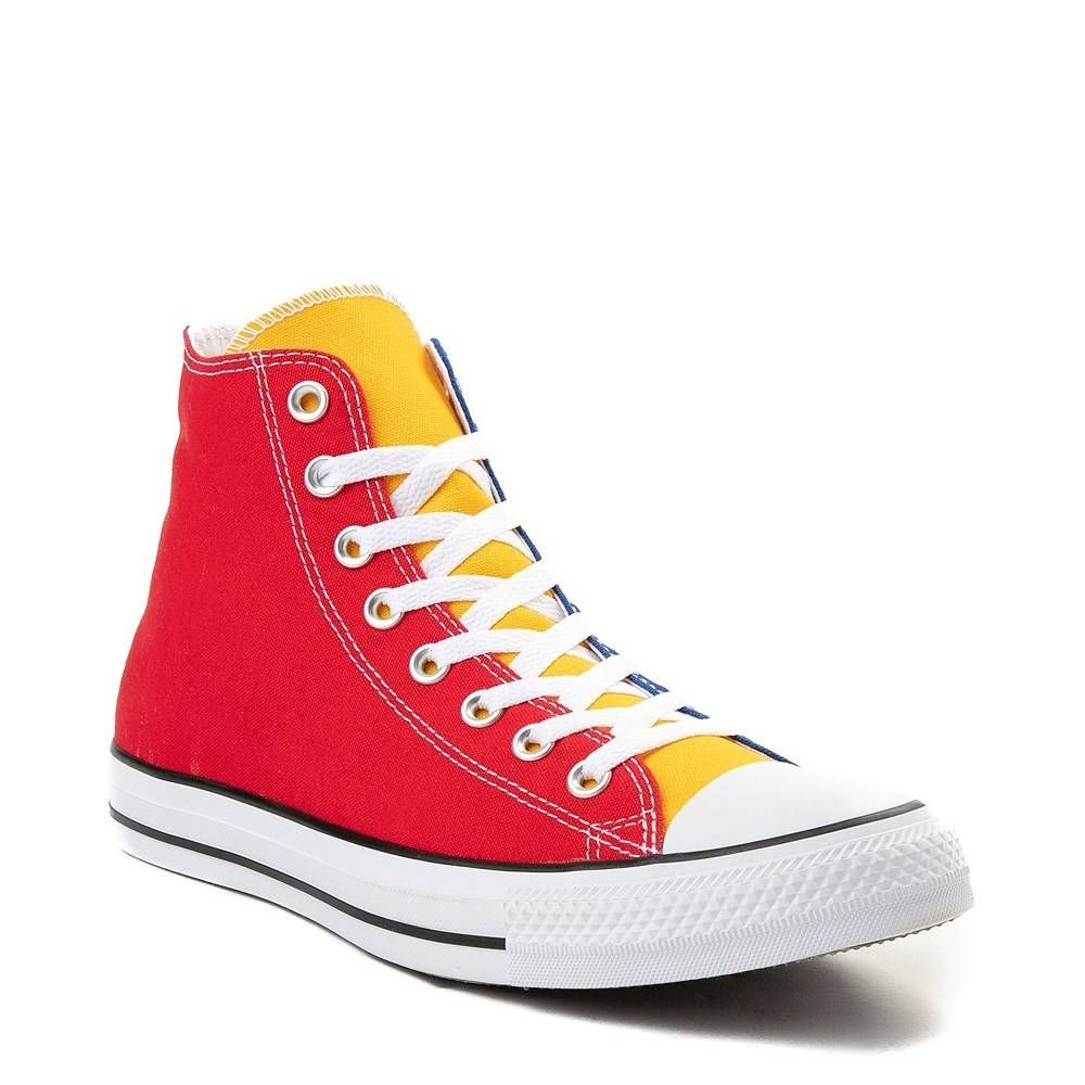 04d546b09e5 Converse Chuck Taylor All Star Hi Color-Block Sneaker in 2019 ...
