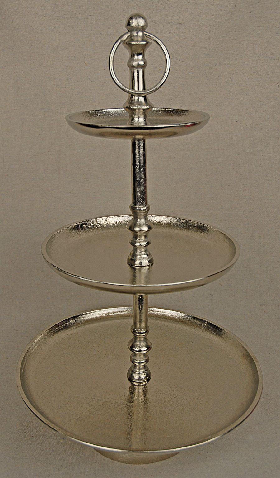 3tier metal dessert stand 20in perfect for serving