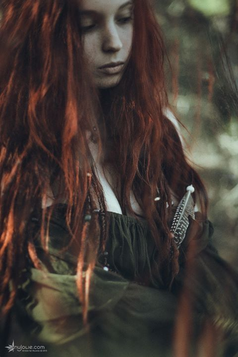 faeries and fawns hair forest