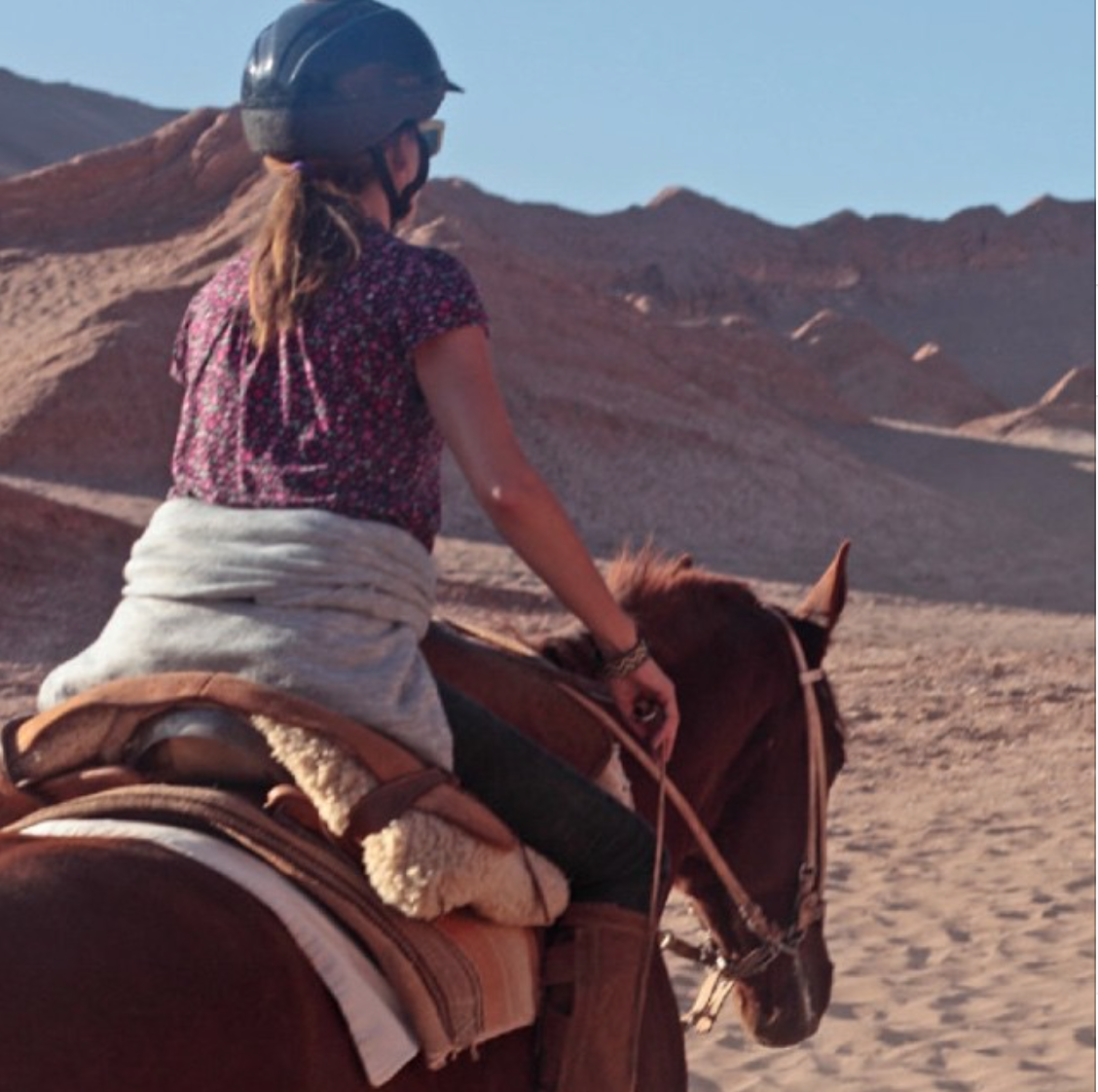 Deserto do Atacama com a criançada