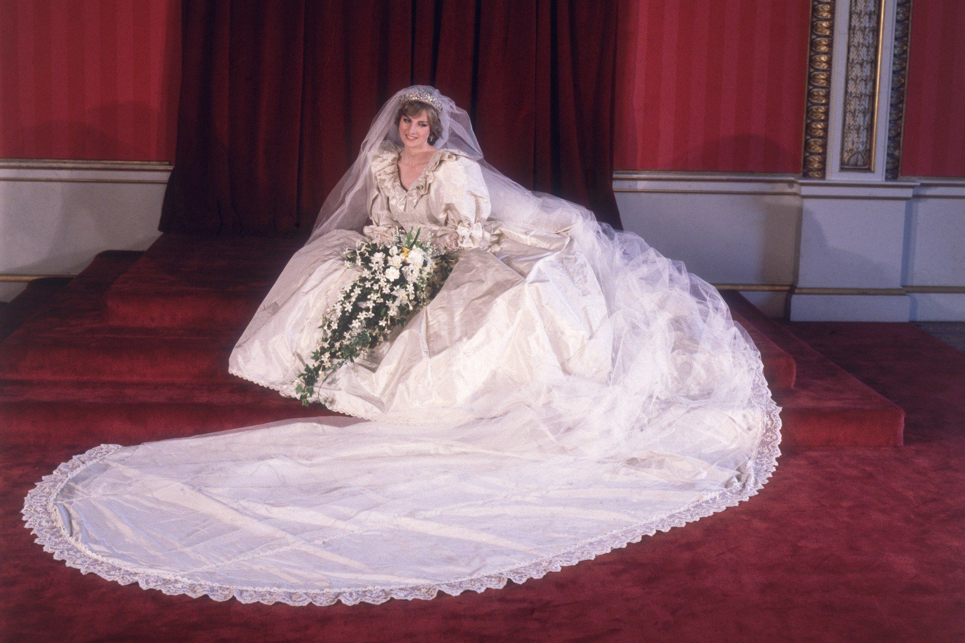 Hochzeitskleider Stars