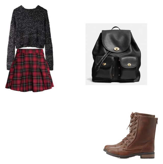 """""""Casual school outfits"""" by sriram-bharati on Polyvore"""