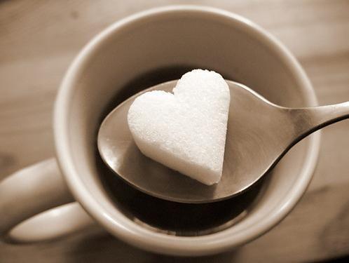 @ Amor no café...
