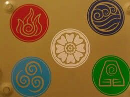Avatar The Last Airbender Order Of The White Lotus And Elements