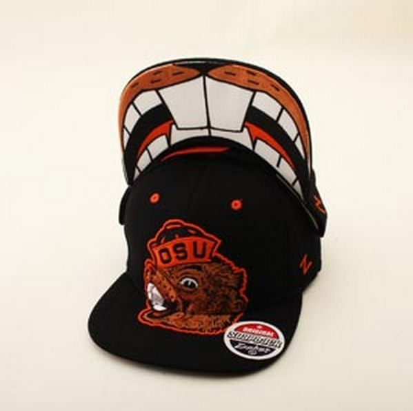 oregon state university baseball hat beavers zephyr menace flat bill nike ducks caps