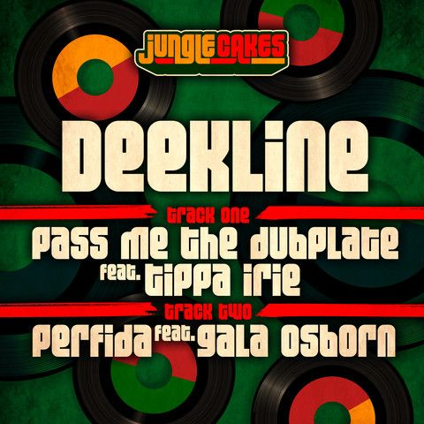 Deekline - Pass Me the Dubplate / Perfida – Unearthed Sounds