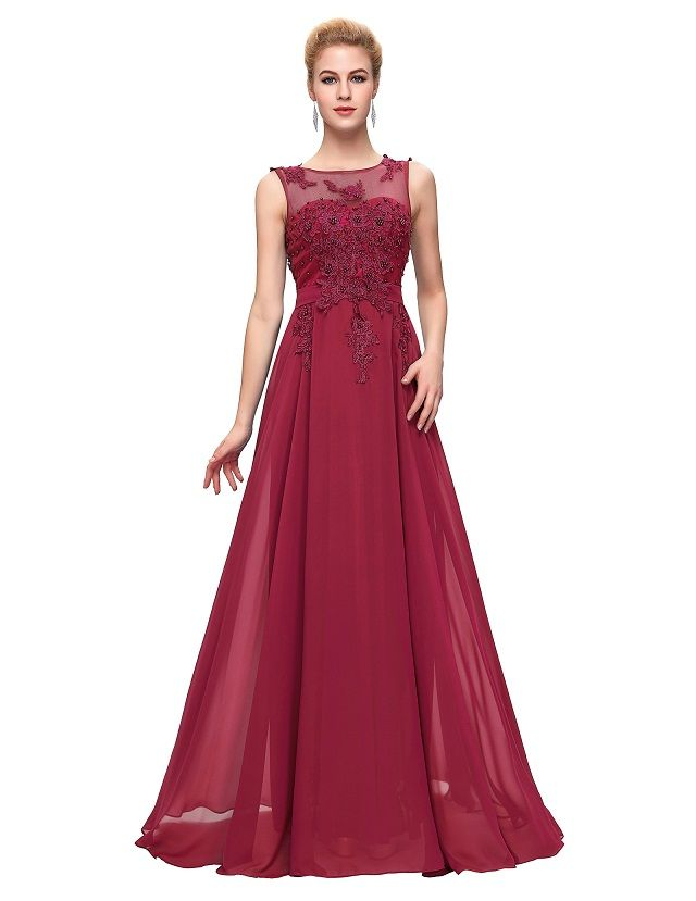 Back Red Formal Dress Engagement Party Gowns | Pinterest | Red ...