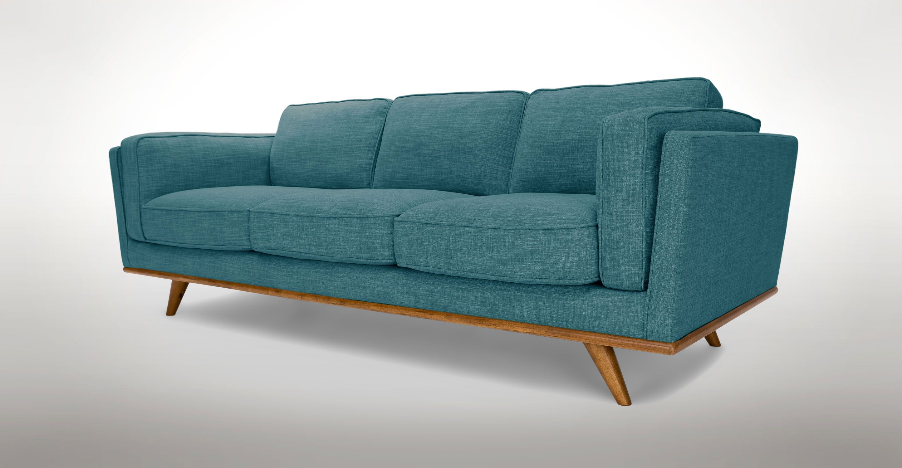 classic style special for shoe united states Timber Blue Spruce Sofa | Scandinavian sofas, Modern sofa ...