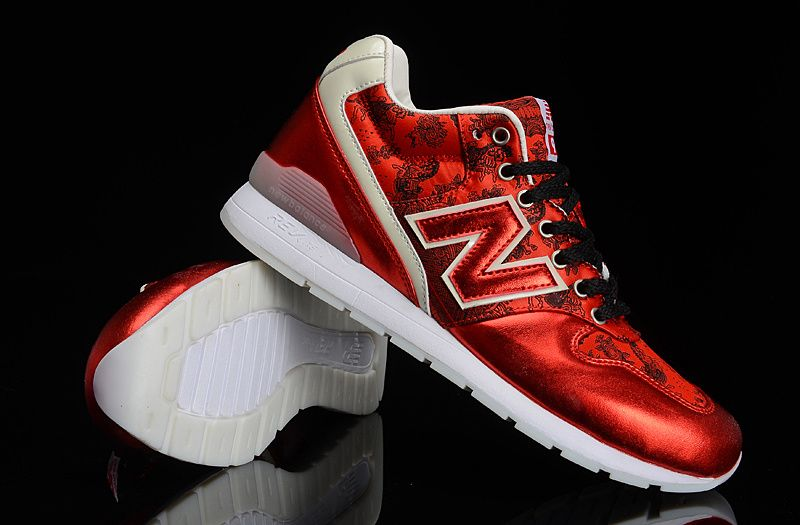 New Balance 996 Glow running shoes Year of the Horse Red for Women ...