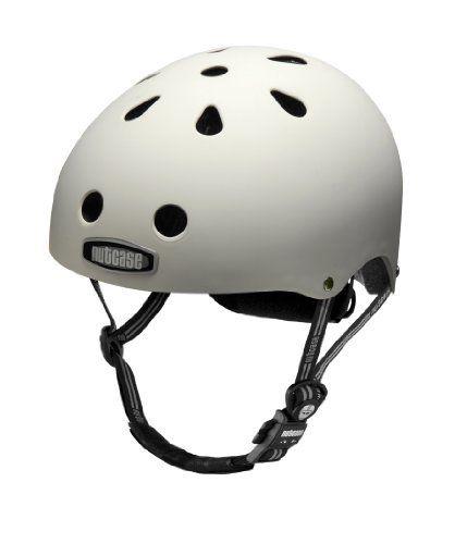 Nutcase Vanilla Sky Matte Bike Helmet Large X Large By Nutcase