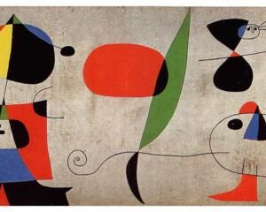 Miro 1948 #art #painting #arts