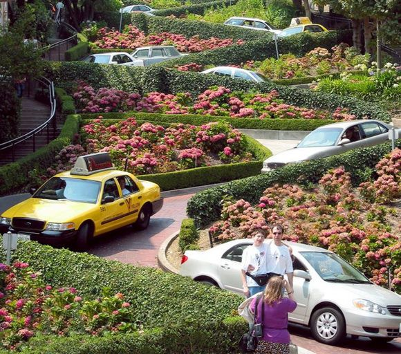 The World Geography 15 Charming Side Streets Lombard Street Street Pictures Travel Around The World