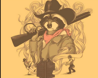 Pin by Mina Arwen on Ukulele, ukulele! Rocky raccoon