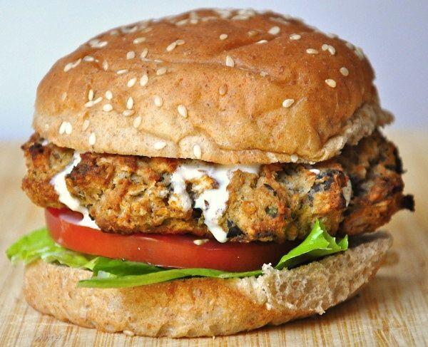 Baked Eggplant Burgers Best Vegan Burger Recipe Eggplant Burger Vegan Burgers