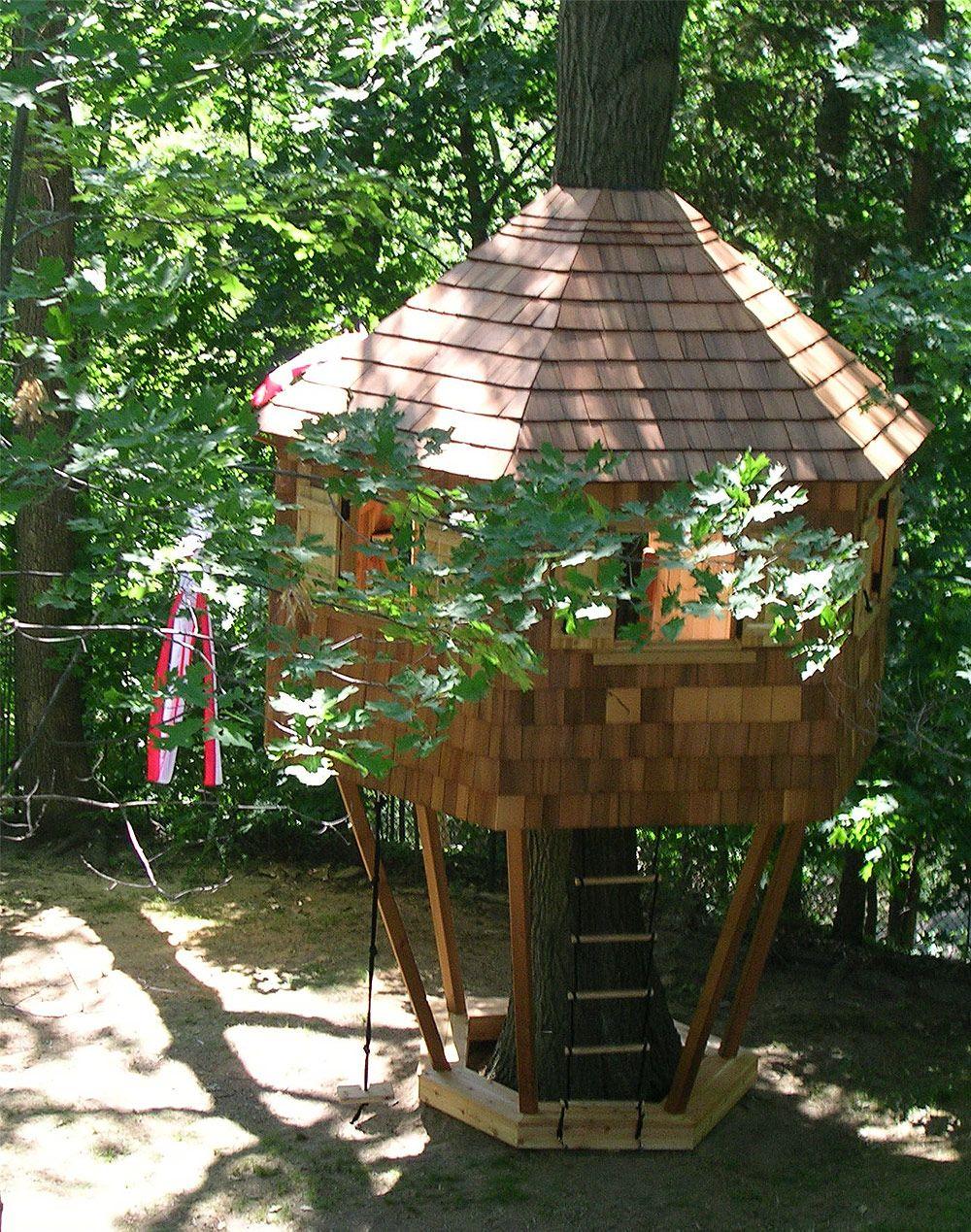 Kid's Treehouse