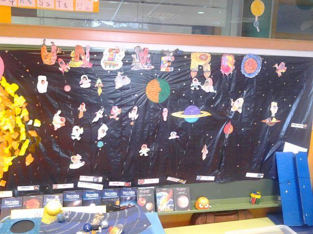 Mural del universo