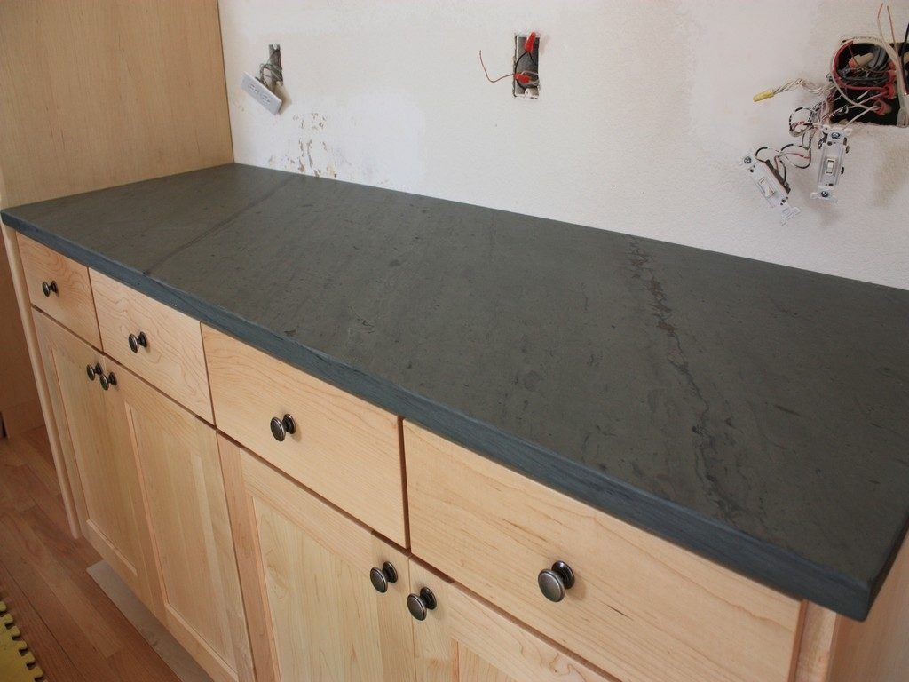 Slate Bathroom Counter Top