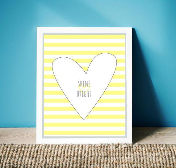 Printable Nursery Art, Teen Room Decor, Printable Quotes, Nursery ...