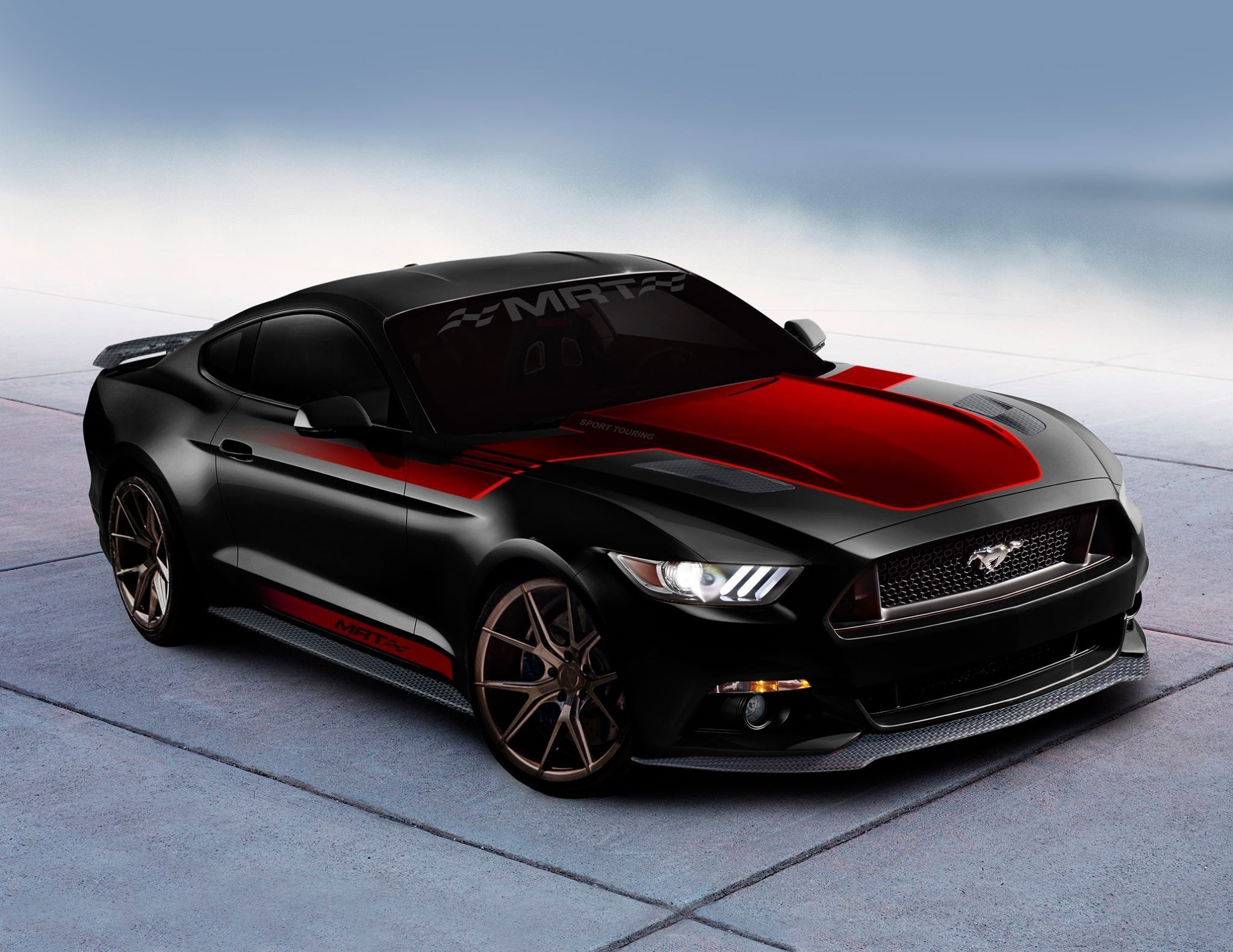2017 Mustang Fastback Sport Touring By Mrt
